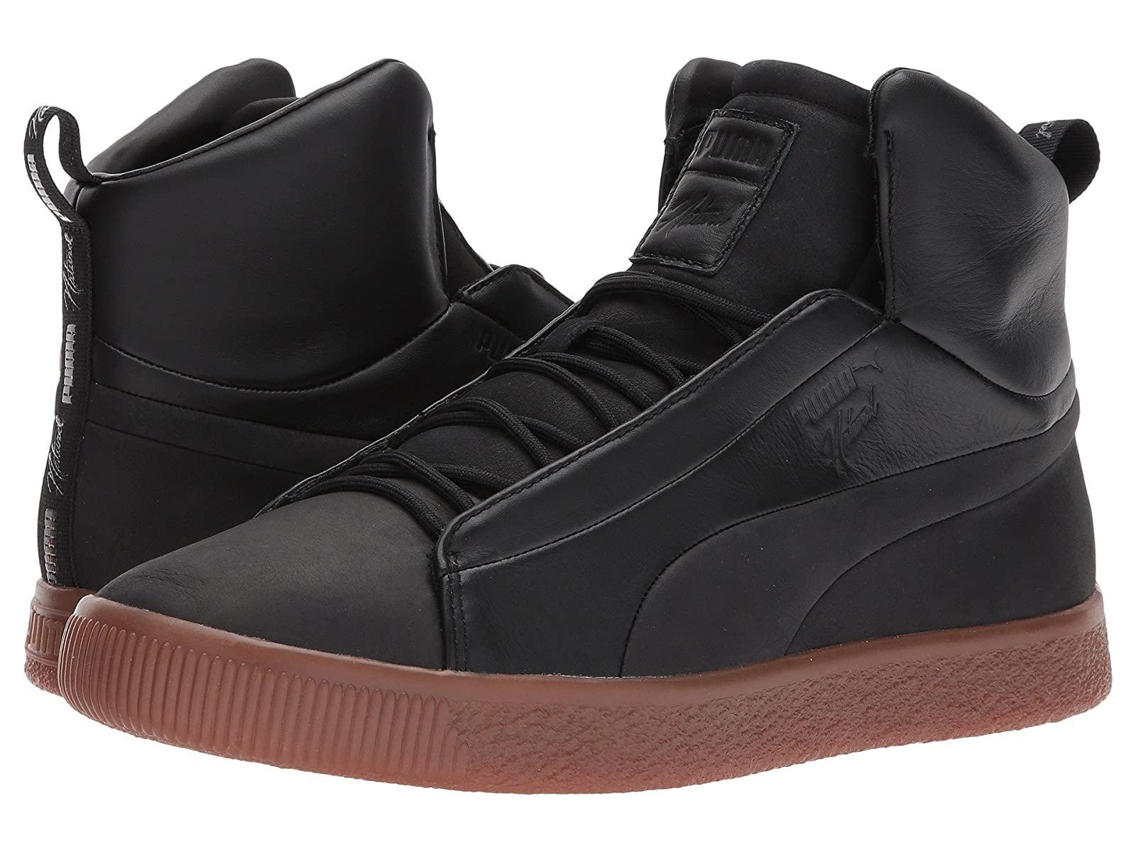 PUMA Puma x Naturel Clyde Fashion Mid SneakerAtmospheric grades have affordable shoes