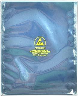 Elkay Plastics SS0824 mil StratoGrey Static Shielding Bag, 8