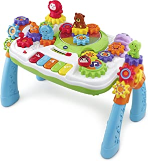 Vtech 2 In 1 Jungle Friends Gear Park, Multi-Colour, Vt80-178600