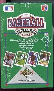 1990 upper deck baseball rookies