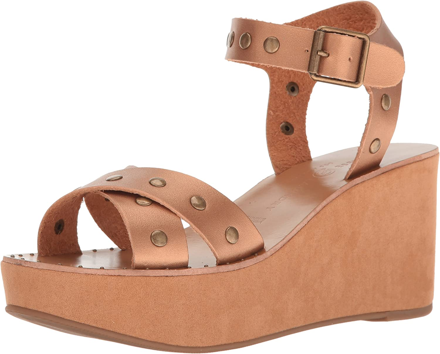 Superior Chinese Laundry Women's Ozzie Wedge Chicago Mall Sandal