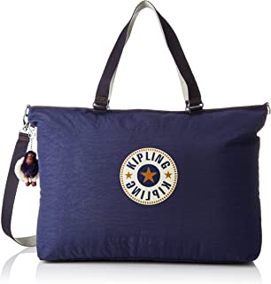 XL BAG Canvas & Beach Tote Bag, 64 cm, 31.5 liters, Blue (Active Bl)