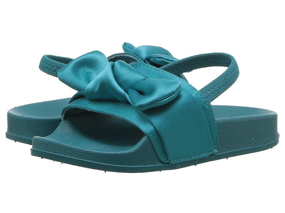 14c82e4c1eb Steve Madden Kids Tsilky (Toddler Little Kid) (Turquoise) Girl s Shoes
