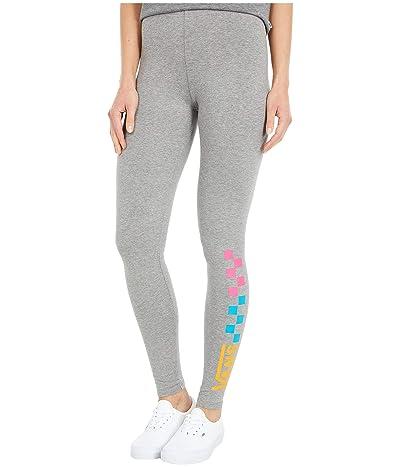 Vans Chalkboard Classic Leggings (Grey Heather) Women