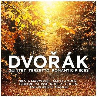 Dvořák: Quintet - Terzetto - Romantic Pieces