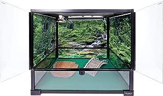 Carolina Custom Cages Terrarium, Tall Medium 24Lx18Dx24H; Easy Assembly