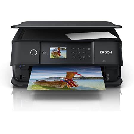Epson Expression Premium XP-6100 Stampante Multifunzionale Wireless, Compatta, Stampa, Scansione, Copia, Amazon Dash Replenishment Ready