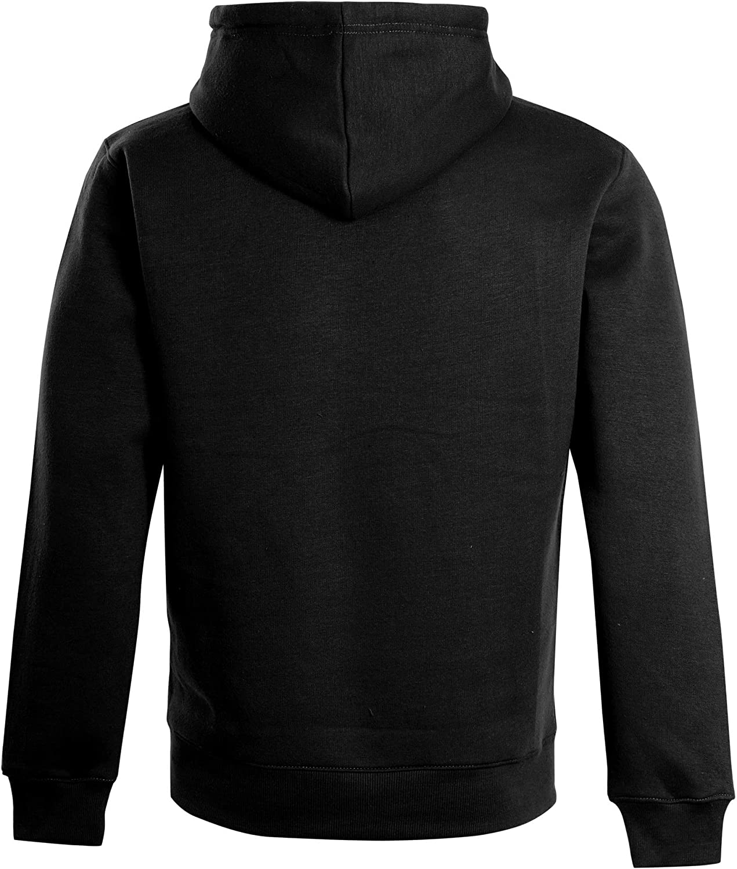 GUBA/® Mens Hoodie Pullover Fleece Sweatshirt Kangaroo Pocket Hoody Top S-6XL