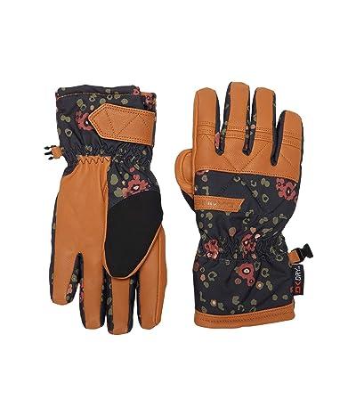Dakine Fleetwood Gloves (Begonia) Ski Gloves