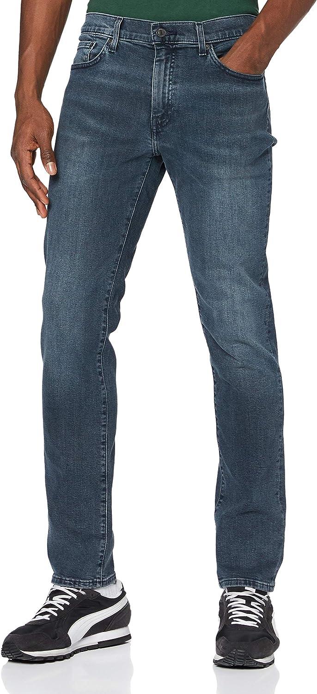 Levi's Men's 511 Max 78% OFF Phoenix Mall Slim Blue Jeans Fit