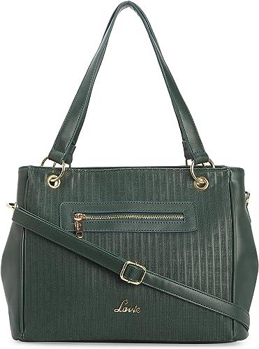 Jacopo Lg Satchel 2C Women s Handbag Green