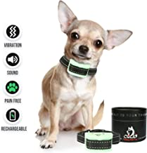 Our K9 Training Made Easy - Bark Collar for Small Dogs, Sound and Vibration, Pain-Free, Mint