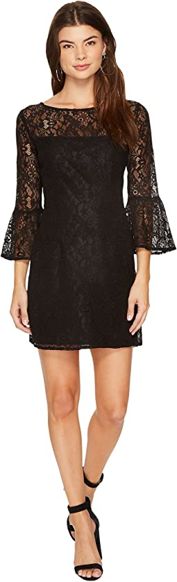 BB Dakota - Billie Flutter Sleeve Lace Dress