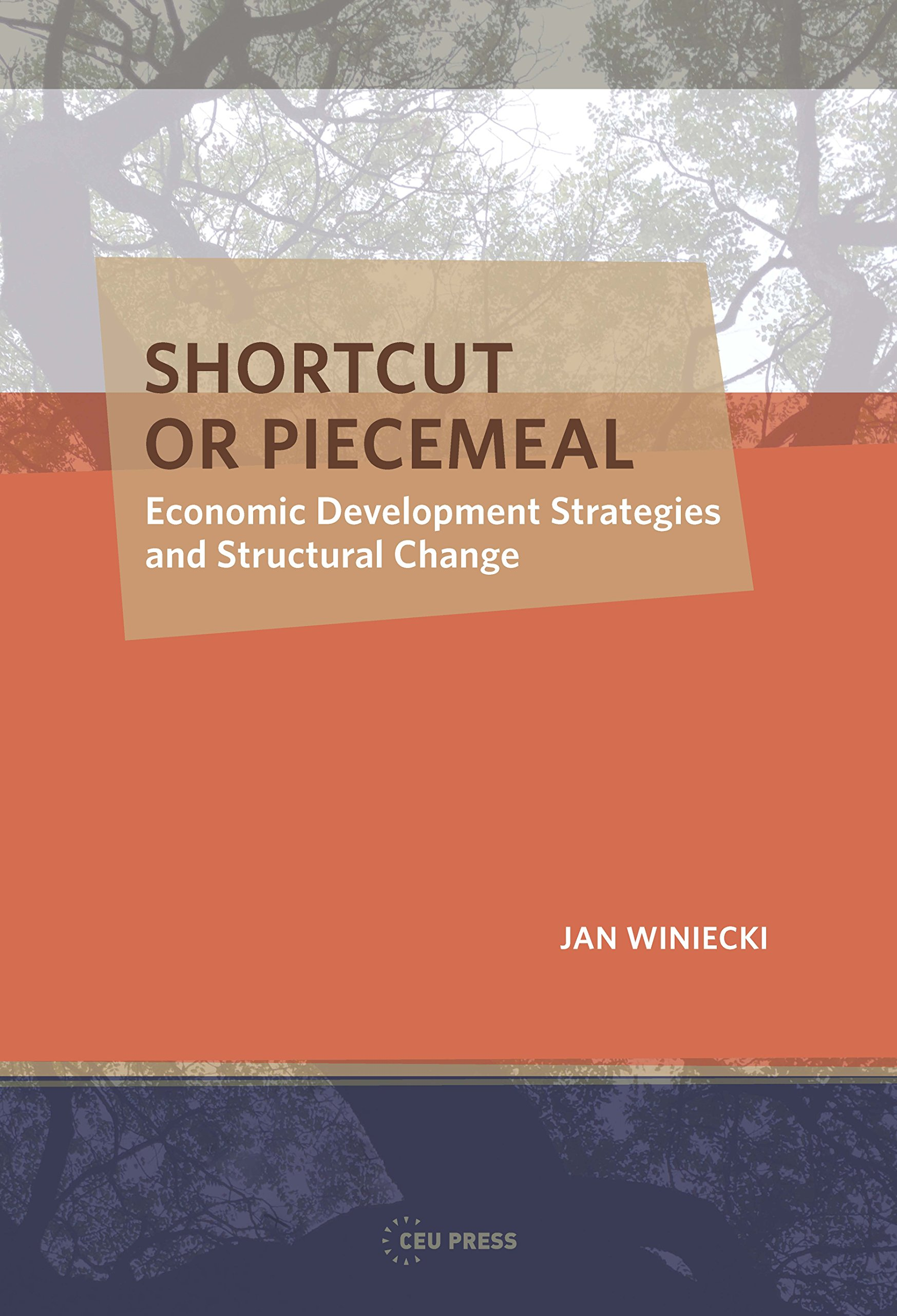 SHORTCUT OR PIECEMEAL: Economic Development Strategies and Structural Change