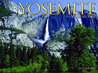 Yosemite National Park 2017 Calendar
