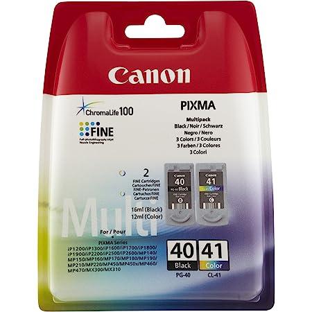 Canon PG-40 CL-41 Ink Cartridge Set