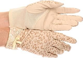 Sakkas Annie wrist length antique look femminine asst stretch glove with lace