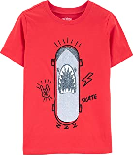 Boys' Flip Sequin Tee
