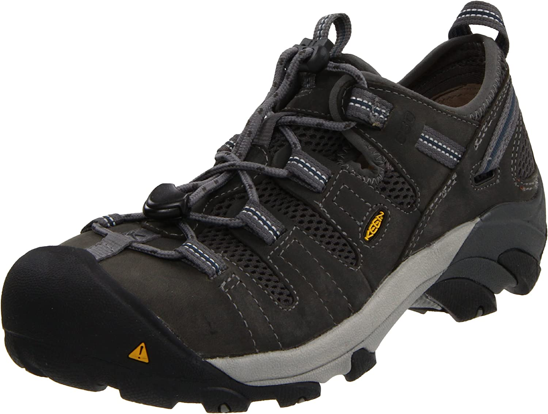 KEEN Utility Men's Atlanta Cool ESD Steel-Toe Work shoes