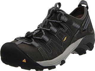KEEN Utility Men's Atlanta Cool ESD Steel-Toe Work Shoe