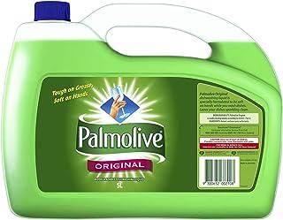 Palmolive Regular Biodegradable Dishwashing Liquid Original Value Refill Pack, 5L