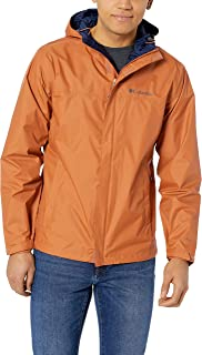 Columbia Men's Watertight Ii Jacket, Desert Sun Large