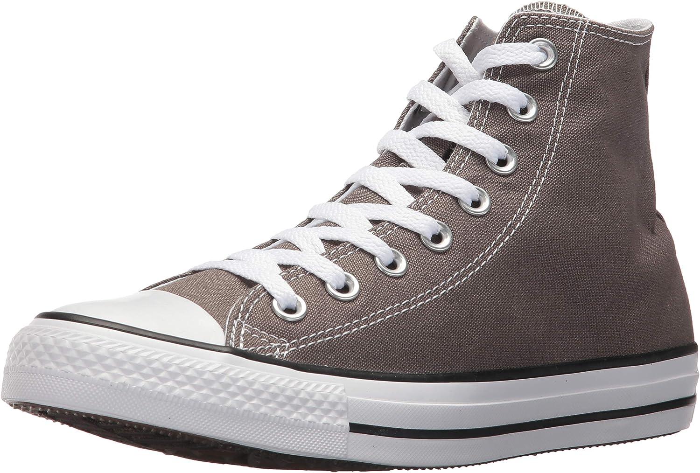 Converse Chuck Taylor All Star Seasonal High Unisex shoes Charcoal 1j793