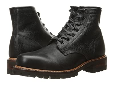 Frye Arkansas Mid Lace (Black 1) Men