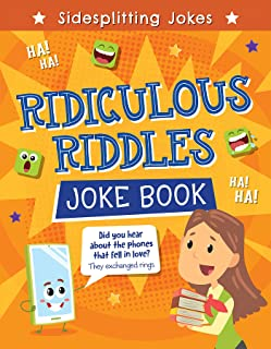 Ridiculous Riddles Joke Book