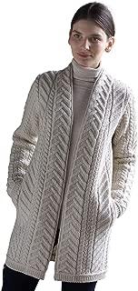 Merino Wool Super Soft Edge to Edge Knit Coat