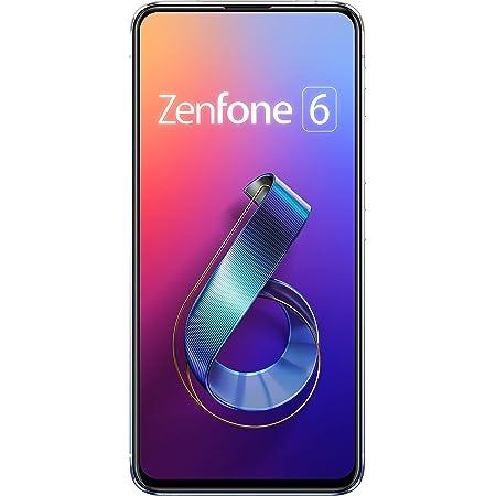 ASUS ZenFone 6 トワイライトシルバー (6GB/128GB) 【日本正規代理店品】ZS630KL-SL128S6/A
