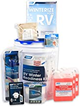 Best Camco 36190 RV Winter Readiness Kit - Includes Antifreeze Concentrate and Hand Pump, Blow Out Plug, Dehumidifier and More - Comes with Bonus Winterizing Guide Review