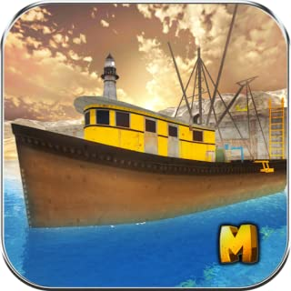 Fishing Boat Simulator 3D