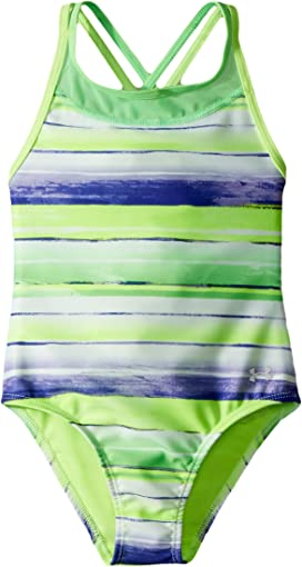 df5ec68f8cb95 Under Armour Kids Best Life One-Piece Swimsuit (Little Kids) at ...