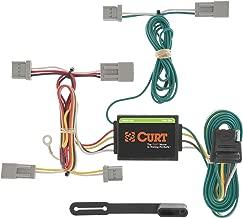 CURT 56011 Vehicle-Side Custom 4-Pin Trailer Wiring Harness for Select Honda Accord, Civic, Fit, Mazda 3, CX 5, Mitsubishi Galant