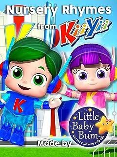 Nursery Rhymes by KiiYii (Made by Little Baby Bum!)