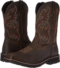 Wolverine Rancher Wellington Steel Toe