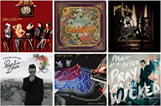 Panic At The Disco PATD: Complete Studio Album Discography 12