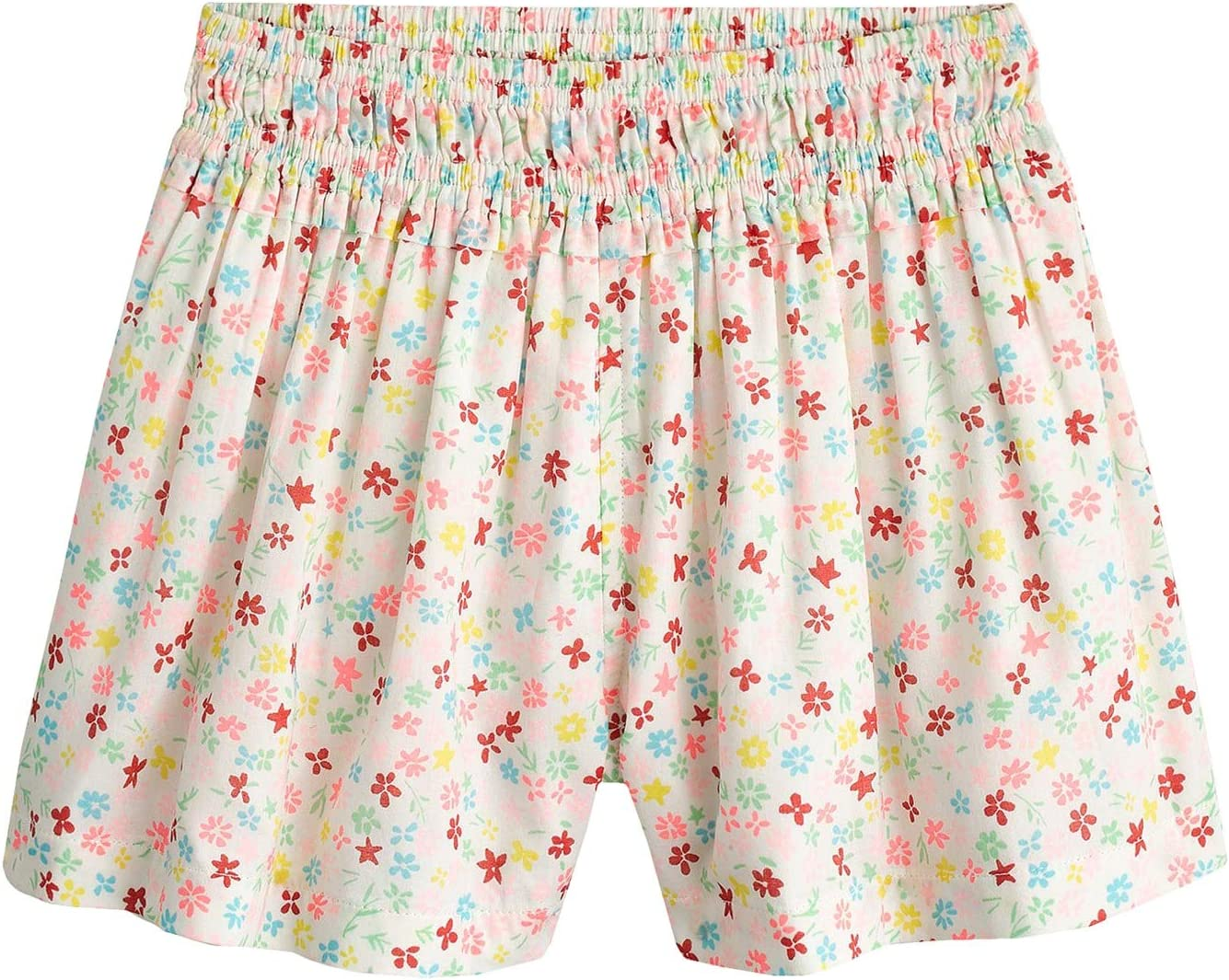 crewcuts by J.Crew? Ditzy Floral Smocked Shorts