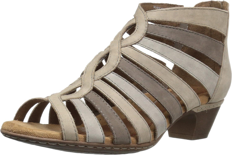 Cobb Hill Womens Abbott Gladiator Sandal
