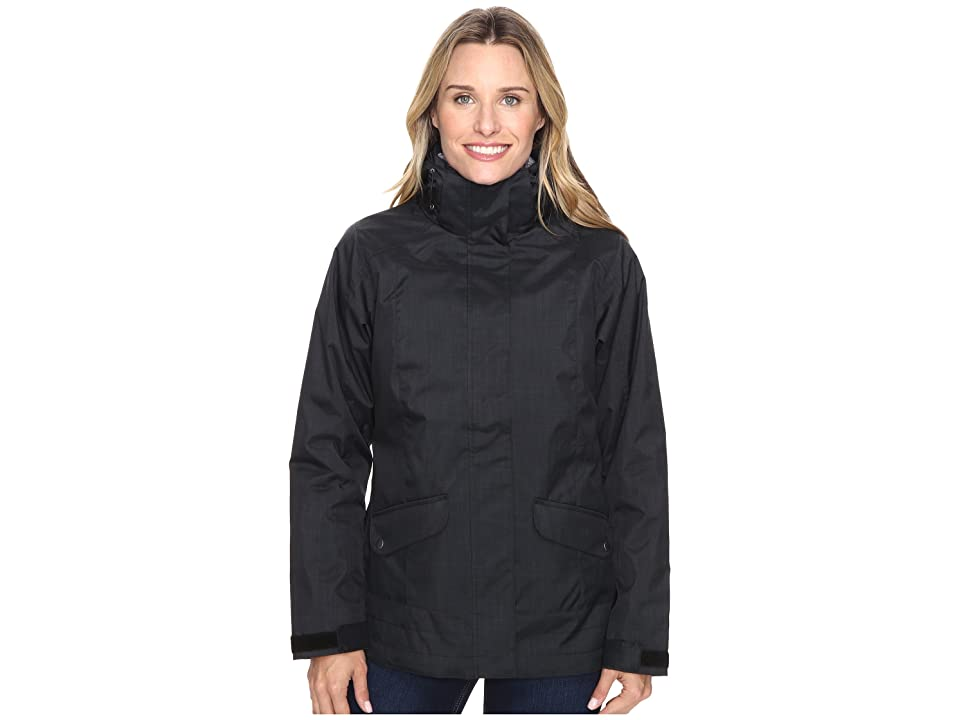 Columbia Sleet to Street Interchange Jacket (Black) Women