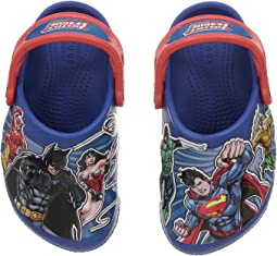 Crocs Kids - FunLab Justice League Lights Clog (Toddler/Little Kid)