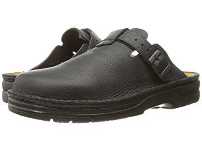 Naot Fiord (Black Leather) Men