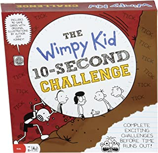 Goliath Games Pressman Toy Diary of a Wimpy Kid 10 Second Challenge