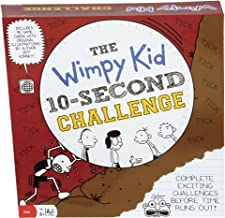 Best diary of a wimpy kid 10 second challenge Reviews