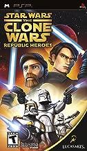 Star Wars the Clone Wars: Republic Heroes - Sony PSP
