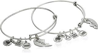 """Charity By Design"" Best Friends Bangle Bracelet, Set Of 2"
