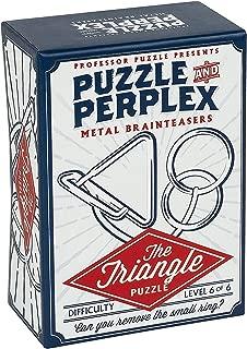 Professor Puzzle and Perplex TheTriangle Brain Teaser