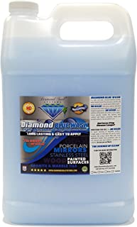 Made in the USA. Diamond Blue Repellent Wash Nano-tech. Cleans,Shine Best Cleaner for Glass, Granite, Countertops Wood & Stainless Steel. Direct from the Manufacturer 32oz Easy to use sp - 1 Gallon