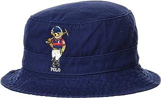 [ポロラルフローレン] バケットハット Loft Bucket Hat ネイビー S/M [並行輸入品]